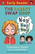 The Parent Swap Shop (Early Reader)-ExLibrary