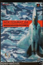 Ace Combat 04 Shattered Skies: Official Guide Book OOP