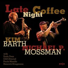 BARTH,KIM/MOSSMAN,MICHAEL P. - LATE NIGHT COFFEE  CD NEU
