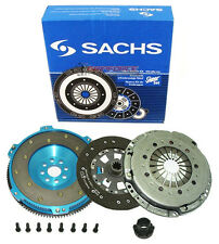 SACHS CLUTCH KIT+ALUMINUM FLYWHEEL BMW 325 328 i is 525i 528i M3 Z3 E34 E36 E39
