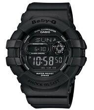 Casio Baby-G * BGD140-1A Dual Illuminator All Black Digital for Women COD PayPal