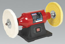 Sealey BB2002 Bench Mounting Buffer/Polisher 200mm 550W/230V