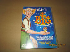 ROALD DAHL'S BFG BIG FRIENDLY GIANT   DVD
