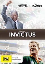 Invictus (DVD, 2010) New DVD Region 4 Unsealed