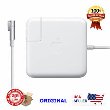 "NEW Original Genuine Apple MacBook 13"" 85W MagSafe 1 Power Adapter A1343 Charger"