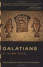 The Letter of Paul to the Galatians: An Introduction and Commentary (Tyndale New