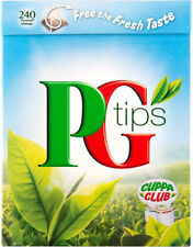 PG TIPS PYRAMID 240 TEABAGS 750G