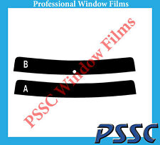 VW Caddy Maxi 2008-2013 Pre Cut Window Tint/Window Film/Limo/Sun Strip