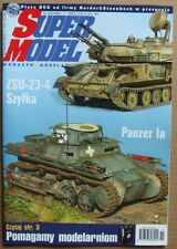 Super Model No 25 - I-16 Type 10, Panzer Ia, Sdkfz 221