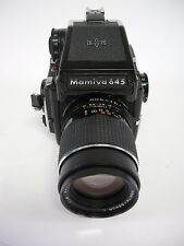 Mamiya M645 1000S Kit with Prism Finder, 150MM F4 'C' Lens, 120 Insert, EC