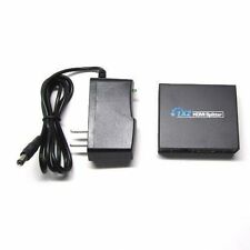 HDMI Bi-directional Switch Switcher Splitter 2x1/ 1x2 Support 3D HDMI1.4 2 Port