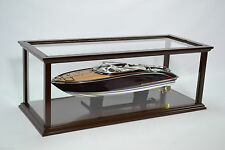 Wooden Display Case for Boat Model 32""