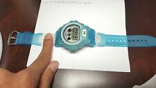 RARE CASIO G-SHOCK DW6900 W.C.C.S JELLY BLUE DW6900 WC 3T