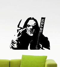 Mick Thompson Wall Decal Slipknot Band Music Vinyl Sticker Art Decor Mural 233s