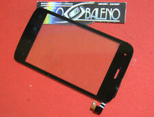 VETRO+TOUCH SCREEN per NGM ORION DISPLAY VETRINO COVER RICAMBIO LCD NERO NUOVO