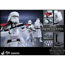 Star Wars First Order Snowtrooper Officer - 30cm Scale Figure - Limited Edition