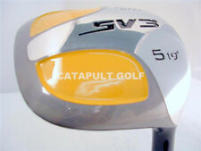 NEW YELLOW SQUARE #5 FAIRWAY WOODS COMPONENT GOLF 708