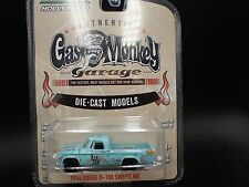 GAS MONKEY GARAGE 1964 DODGE D-100 GREENLIGHT 1/64 RARE COLLECTIBLE MODEL