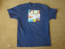 Tintin - Secret of the Unicorn T-Shirt - Herge / Moulinsart - size small