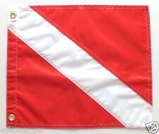 NEW Diver Down Flag (Scuba Flag) small 350 X 300