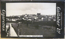 TRAMORE Strand Cigarette Card GALLAHER IRISH VIEWS 59 County Waterford Ireland