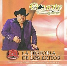 El Coyote: La Historia De Los Exitos  Audio CD