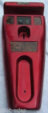 """PRIDE WRANGLER""  ""FOREPANEL"" W LIGHT SWITCH BLINKERS NICE RED COLOR"