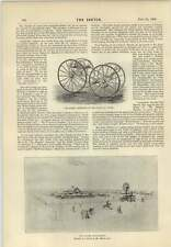 1896 Disaster Drummond Castle Velocipedes Prince Of Wales Bulawayo Laager