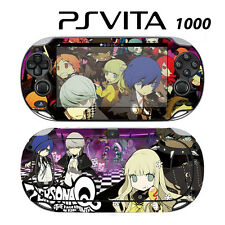 Vinyl Decal Skin Sticker for Sony PS Vita PSV 1000 Persona Q Shadow of Labyrinth