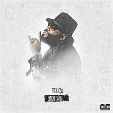 Rick Ross - Black Market (NEW Deluxe Edition CD 2015)