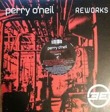"""Perry O`Neil  """"Reworks EP - Part 5"""" * elel045 / M.Schulz, Departure, Benz&MD,"""
