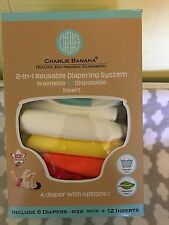 Charlie Banana Medium Cloth Diapering System