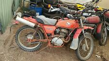 Honda ct 125 wrecking  all parts available  (this auction is for one bolt only )