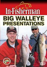 In-Fisherman Big Walleye Presentations -  Fishing DVD Video