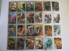 2013 Marvel Greatest Battles 90 Card Set from Rittenhouse