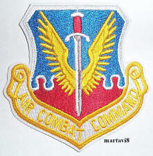 US. Air Force `COMBAT COMMAND` Cloth Badge / Patch (AF8)