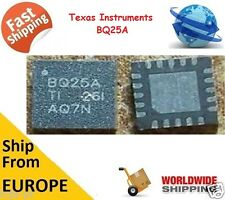 TEXAS INSTRUMENTS TI BQ25A QFN SMBus 20PIN IC Chip Battery Charge Controller NEW