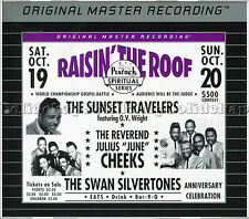 """SEALED - """"Raisin' The Roof: The Peacock Recordings Of"""" O.V. Wright/Julius Cheeks"""