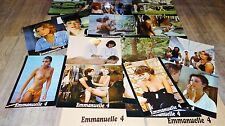 Sylvia Kristel  EMMANUELLE 4 ! jeu photos 16 cinema sexy erotique 1978