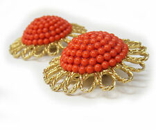 Vintage 1960's TARA Earrings