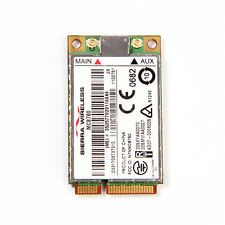 Sierra Wireless WWAN MC8780 PCI-E HSUPA GPS HSUPA HSDPA GPRS 3G Module Mini Card