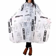 Hair Salon Cutting Barber Hairdressing Cape Haircut Hairdresser Apron Cloth MM