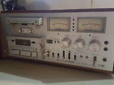 PIONEER CT-F1000 STEREO CASSETTE DECK FOR PARTS, REPAIR, OR RESTORATION