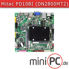 Mitac PD10BI (Intel DN2800MT2) Mini-ITX Mainboard / Motherboard [FANLESS]