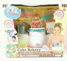 Girl Gourmet Cake Bakery Ace of Cakes Duff Play Kitchen 2009 NEW Sealed Box 8+