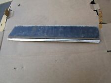 1980's 1981 1989 Dodge Ram Charger Driver Lower behind door Trim Molding