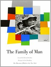 The Family Of Man NUEVO Brossura Libro  Edward Steichen