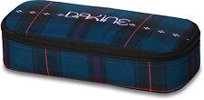 Dakine SCHOOL CASE Womens Pencil Pen Bag Suzie Blue Purple Plaid NEW
