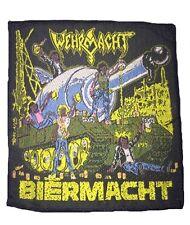 WEHRMACHT - Biermacht - Aufnäher / Patch - Neu #865