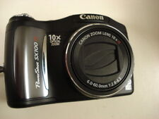 LikeNew Canon Powershot SX100 8MP Digital Camera 10x Optical Zoom